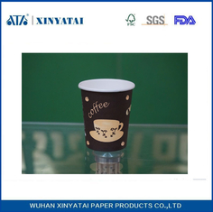 China Heat Insulation Beverage Hot Drink Paper Cups 22oz , Disposable Cups for Hot Drinks supplier