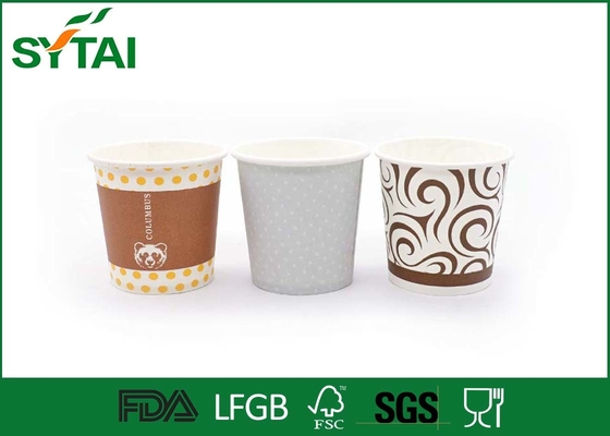 China Eco - friendly Personalised Disposable Drinking Cups Printing With Teacher supplier