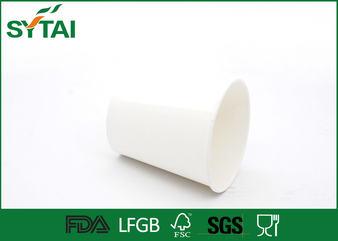 10oz Personalized Disposable Coffee Cups Insulated Paper Cup Iso Roval Fda Certifacation
