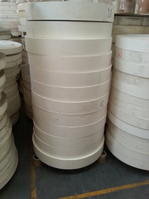 China White PE Coated Printing Paper Roll for Paper Cups Food Grade and Eco-friendly factory